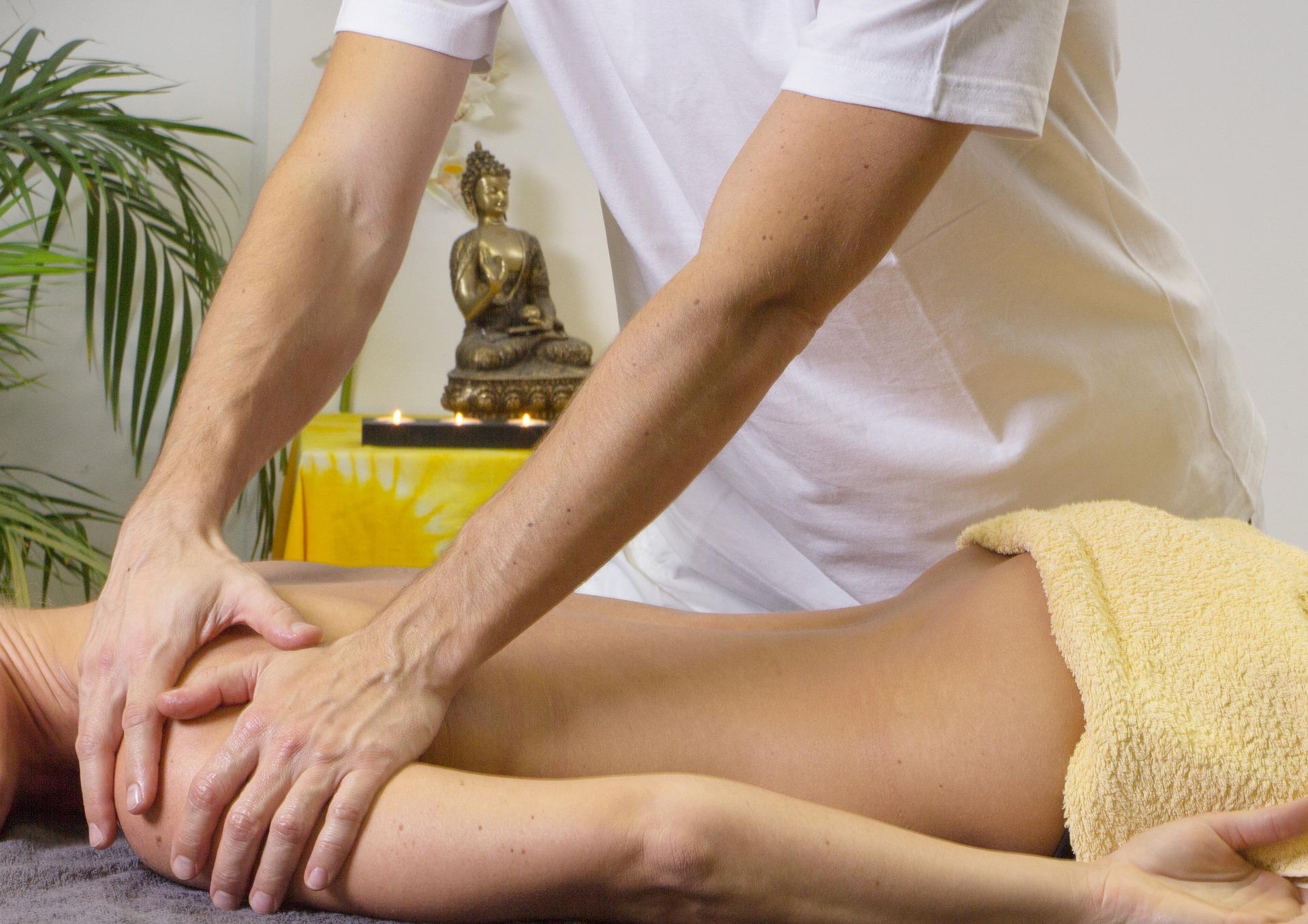 Se relaxer en allant dans un salon de massage paris